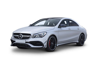 CLA 45 4Matic Yellow Ngt Edt 4dr Tip Auto [Mp Plt]