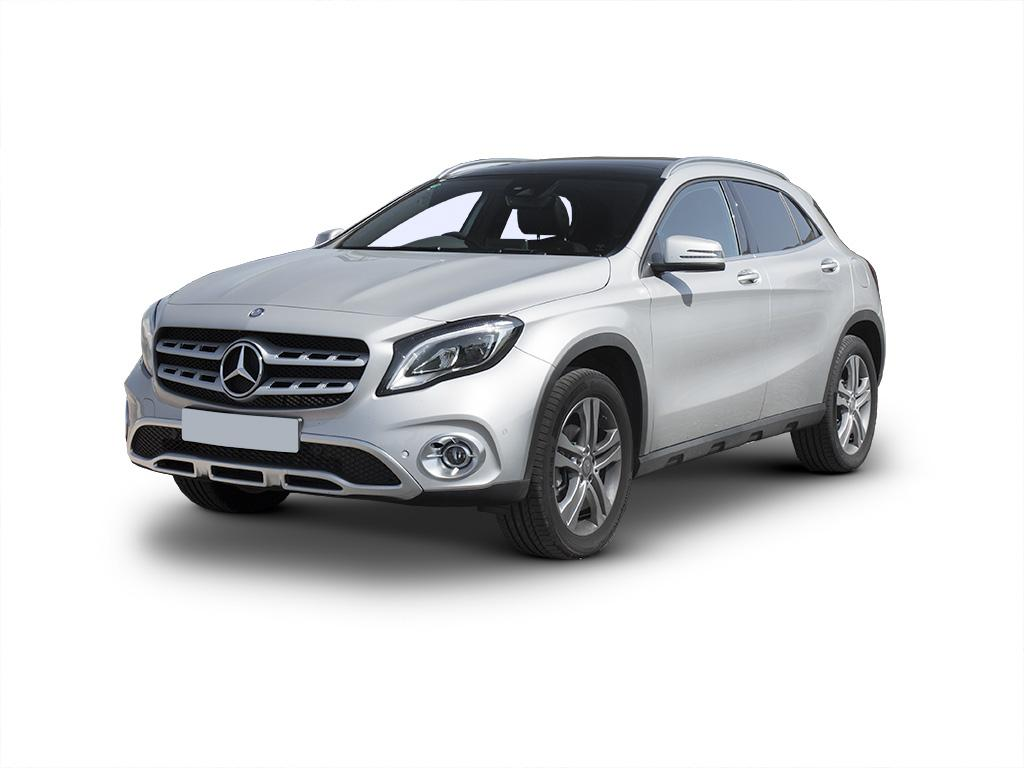GLA 250 4Matic AMG Line 5dr Auto