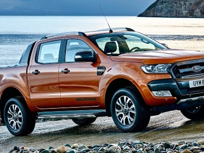 Pick Up Double Cab Wildtrak 3.2 TDCi 200