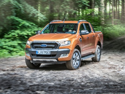 Pick Up Double Cab Wildtrak 3.2 TDCi 200 Auto