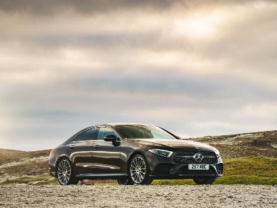 CLS 350d 4Matic AMG Line 4dr 9G-Tronic