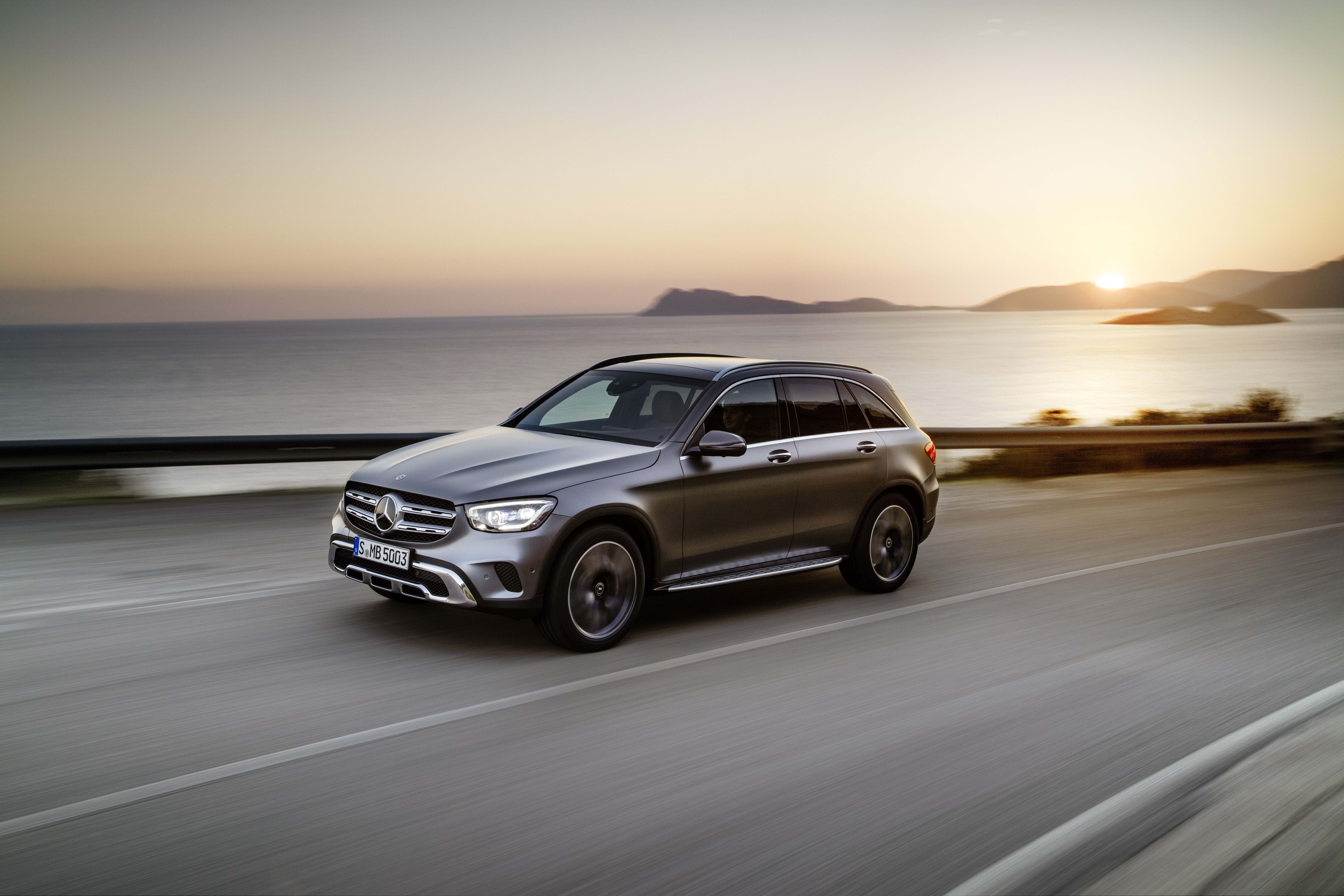 GLC 220d 4Matic AMG Night Edition 5dr 9G-Tronic