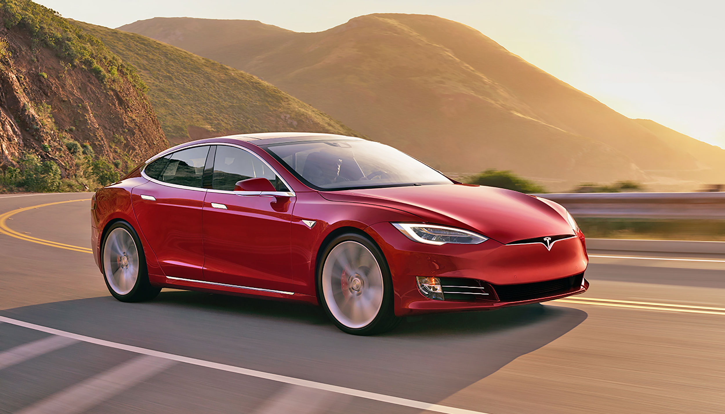 List EV Tesla ModelS