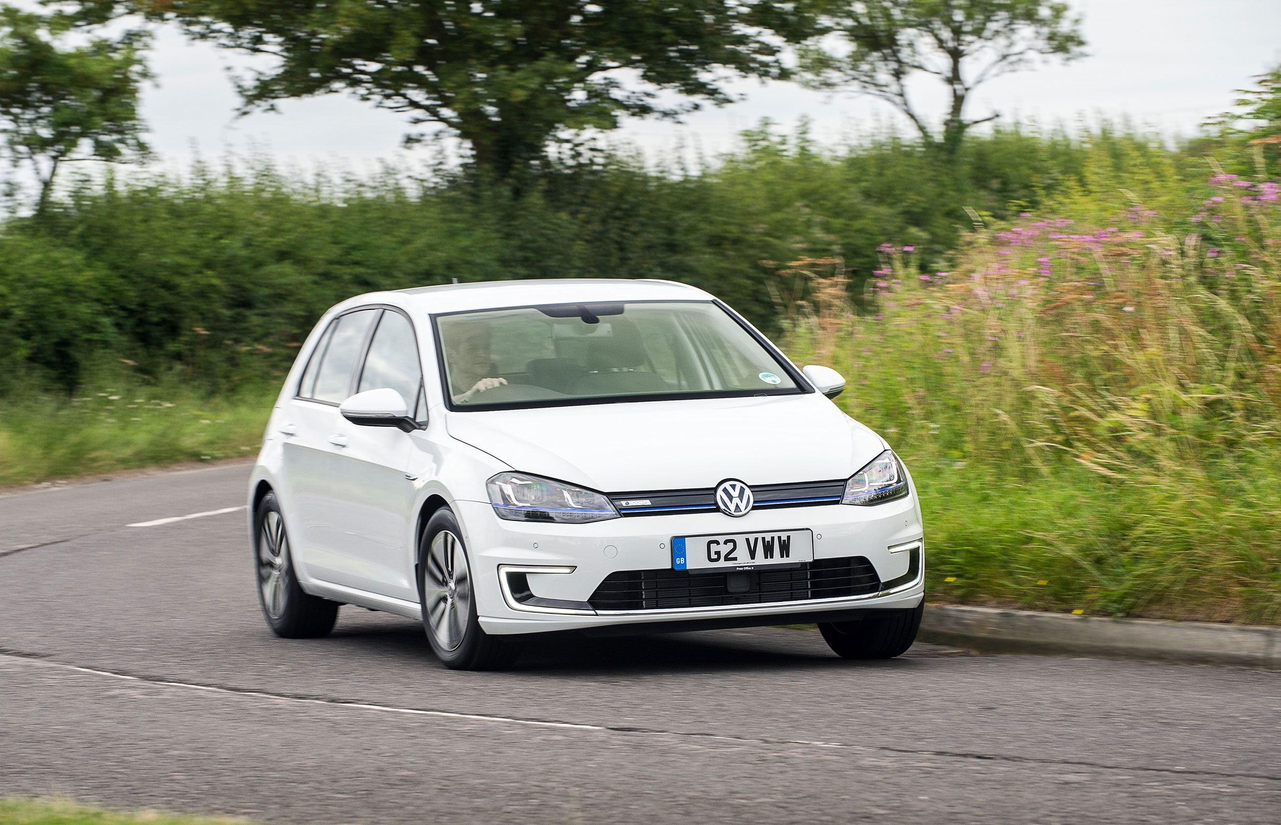List EV VW eGolf